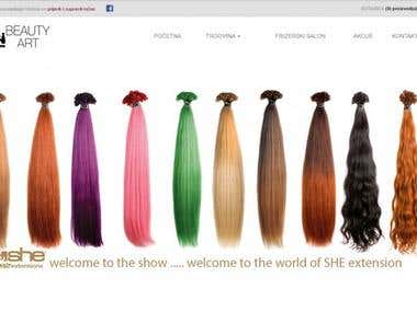 beauty art webshop