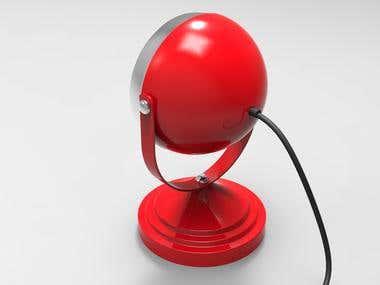 BOSCH 3D Lamp