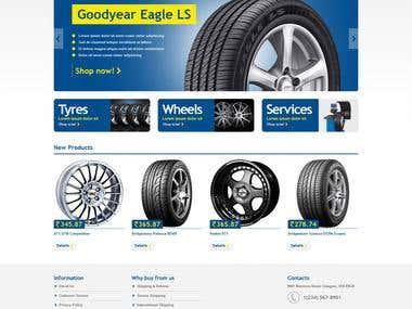 Auto Tyres & Wheels