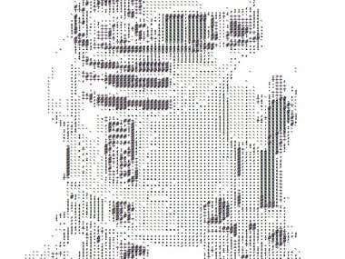 """Página Web para el diseño/edición """"ASCII Art"""""""