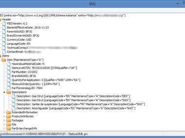 Delphi XE7 XML parser