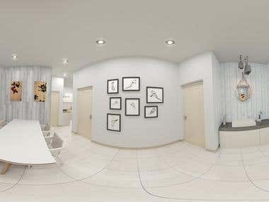 Rohan Iksha - 3d 360 degree Interior Rendering