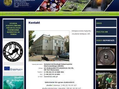 www.archeo.uw.edu.pl