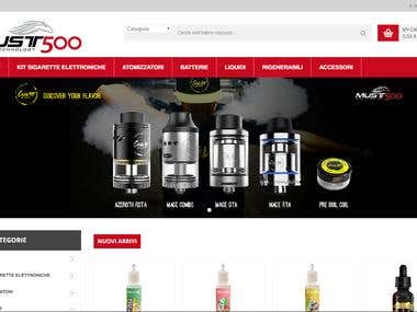 Magento     http://www.mamaflavour.it/