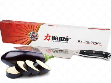 Hanzo Package design