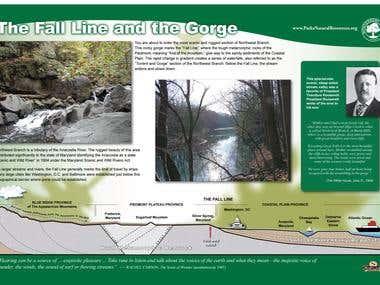 Rachel Carson Greenway Signage part 1