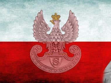 Patriotic graphic