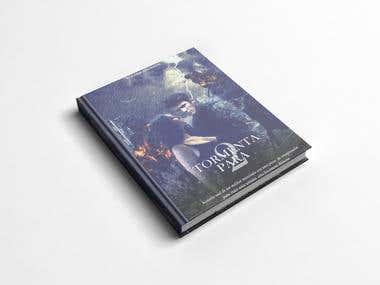 Ebook Cover - Tormenta para 2