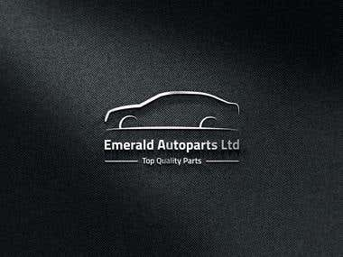 Emerald Autoparts Ltd Logo
