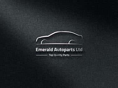 Emerald Autoparts Ltd Logo