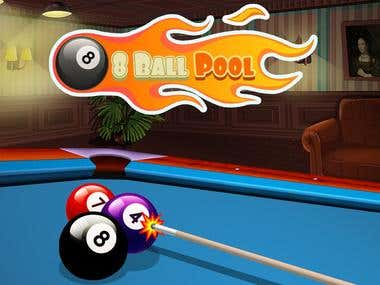 8 Ball Pool Game Development