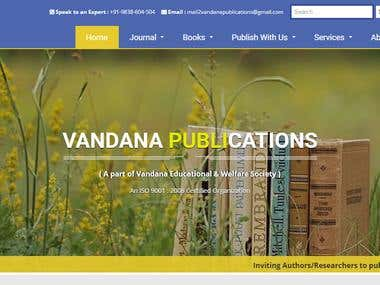 Publication Website
