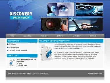 DISCOVERY MEDIA GROUP
