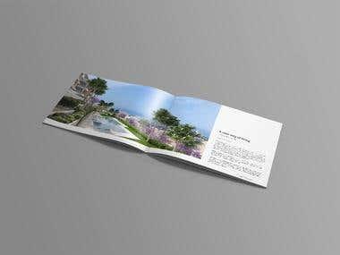 Elegant Landscape Brochure