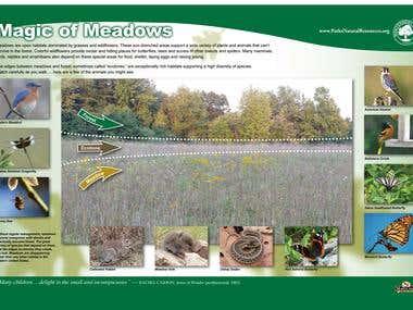 Rachel Carson Greenway Signage part 2