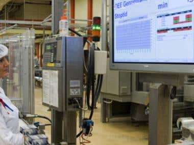 MES Software - Manufacture Executive System Software