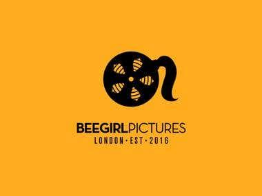 BeeGirl Logotype
