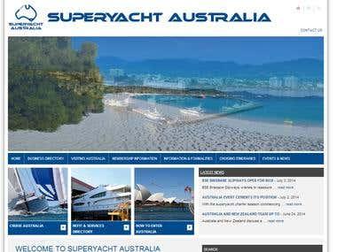 Superyacht Australia - SYBA