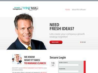 Patients Management Software