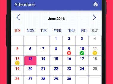 School App for Ghanshyam Academy - Android