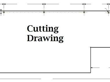 Manufacturing Drawing