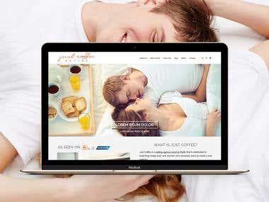 Dating agency website