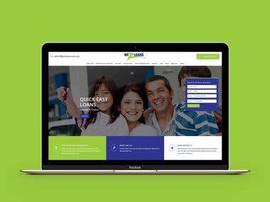 Finance agency website