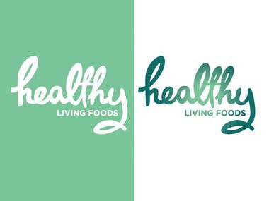 Logo for Healthy Living Foods, London