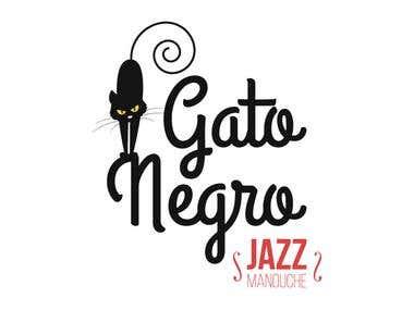 Gato Negro Logo