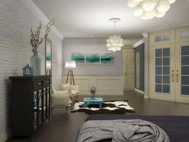 Master Berdroom Design