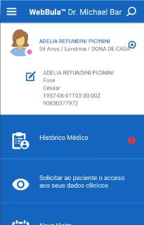 Aplicación Móvil Android - WeBbula Pac. - Mobile App Android
