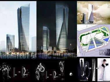 Hyper High Rise Building