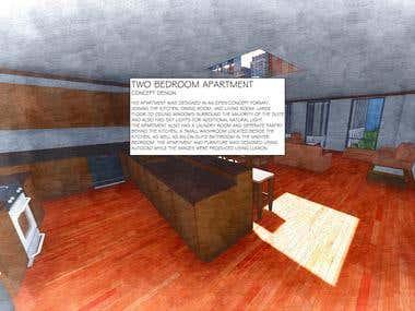 Apt Interior