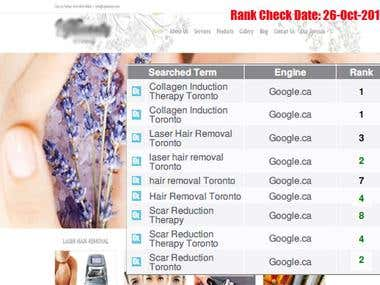Top results for beauty clinic in Toronto