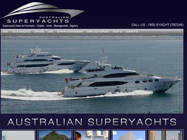 Australia Superyachts
