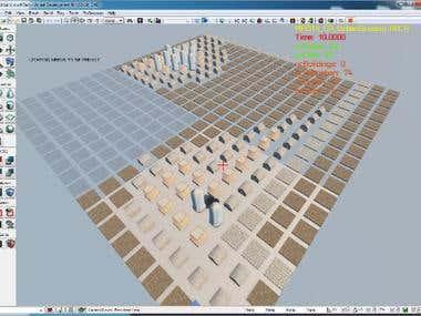 Urban Growth Simulator (Unreal Engine)