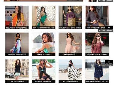 Santana Fashion - www.santana.in