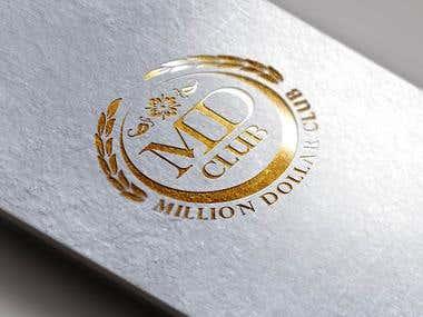 MDI Concept Logo Design