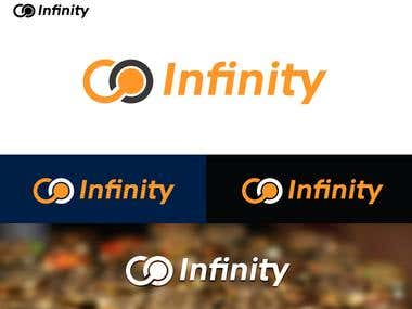 INFINITY Concept Logo Design