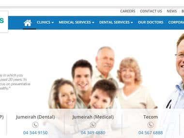 Hospital / Clinic CMS