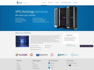 Hosting Site http://pnshostings.com
