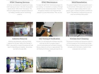 AC Cleaning Dubai - Mold Damage Removal Services