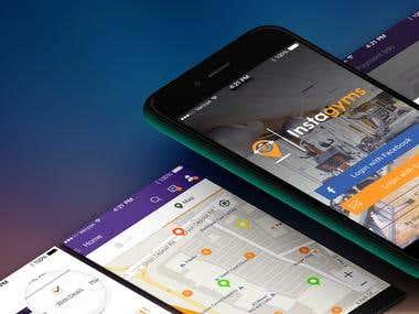 Gym App Developent
