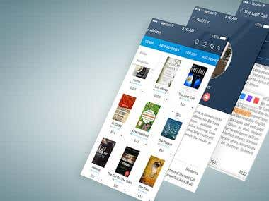 eBook App Development
