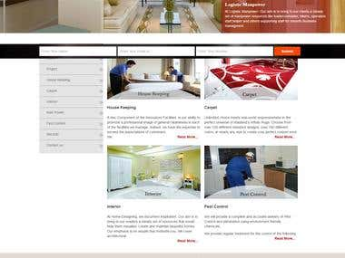 Innovatorsfacilities Dynamic Website