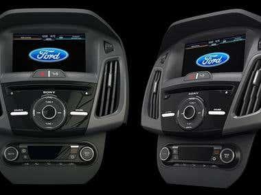 Ford Dush
