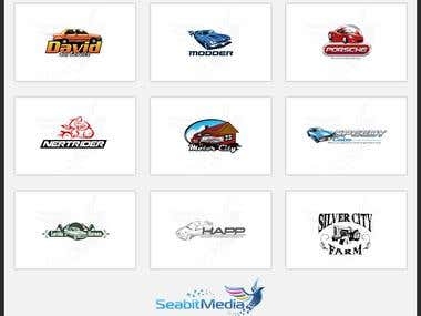 Automobile/Car Logo Design