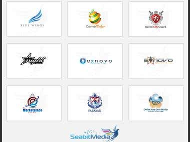 Logo Design - Recent Works - Seabitmedia