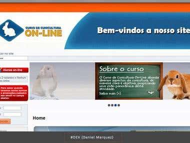 Curso de Cunicultura OnLine - BRAZIL