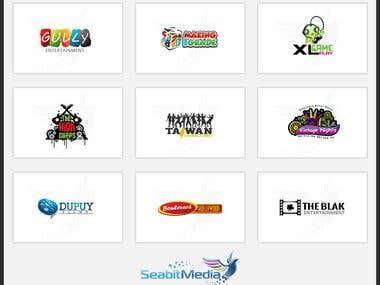 Entertainment Logo Design - Seabitmedia